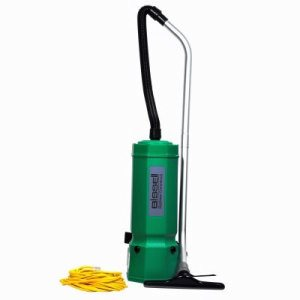 Bissell Commercial Premier Series 10 Qt. Backpack Vacuum (BIS-BG1001)