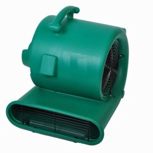 Bissell Commercial 4-Position Air Mover, yellow 16/3 safety cord (BIS-BGAM3000)