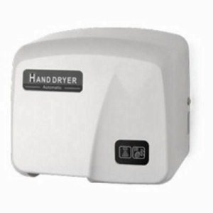Palmer Touchless High Grade Fire Retardant Hand Dryer, White (PFO-HD0903-17)