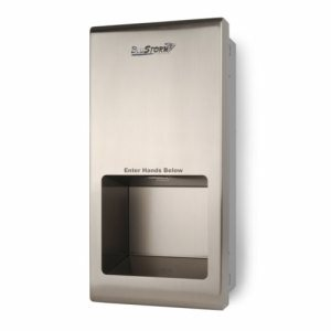 Palmer Blustorm Recessed Touchless High Speed Hand Dryer (PFO-HD0955-09)