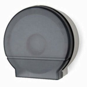 "Palmer Single 9"" Jumbo Jr. Toilet Paper Dispenser, Black/Beige (PFO-RD0026-01)"