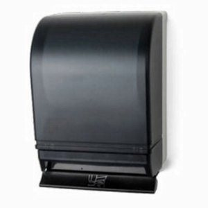 Auto-Transfer Push Bar Lever Roll Paper Towel Dispenser, Dark (PFO-TD0215-01)