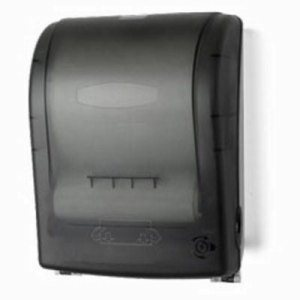 Palmer Hands-Free Roll Towel Dispenser, Translucent Dark (PFO-TD0400-01)