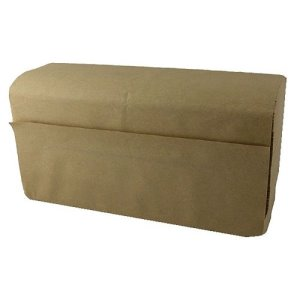 Nova Natural Multi-Fold Paper Towels, 4000 Towels (NOVA-MK250)