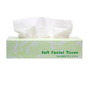 Nova 2-Ply Facial Tissues, 30 Boxes (NOVA2-FACIAL)