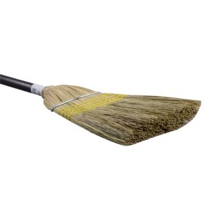 "Performance Plus #28 Blended Corn Warehouse Broom, 42"" Handle, 6 Brooms (P33134)"