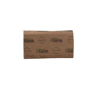Simple Earth Natural Multi-Fold Paper Towels, 4000 Towels (S1040)