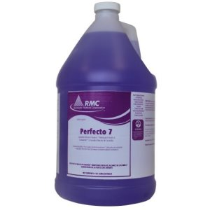 Rochester Midland Perfecto 7 Lavender All Purpose cleaner, 4 Gal./Ctn (11974127)