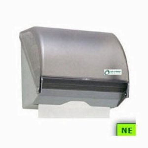 SingleFold Paper Towel Dispenser, Translucent Smoke (SHR-ADV05102T)