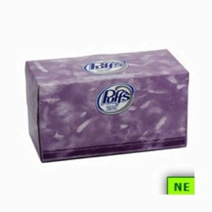 Puffs Facial Tissue, 24 Boxes per Case (SHR-PGC87611)