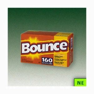 Bounce Dryer Sheets, 6 Boxes (SHR-PGC80168)