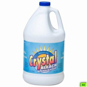 Austin's Crystal Bleach - 128 oz., 6/cs, (SHR-AUS04028)