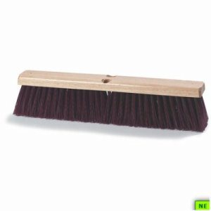 "Carlisle Crimped Polypropylene Sweep - 18"", 12/cs, (SHR-CAR3621931800)"