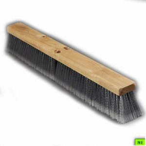"Carlisle Grey Flagged Floor Sweep - 24"", 12/cs, (SHR-CAR3621952423)"