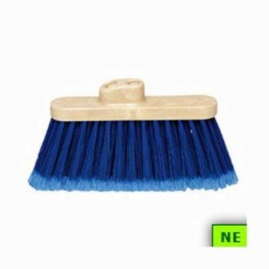 Carlisle Flo-Pac Duo-Sweep Lobby - Head Only, Blue (SHR-CAR3685814)