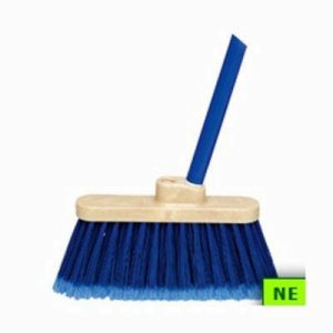 Carlisle Flo-Pac Duo-Sweep Light Industrial Broom-Blue (SHR-CAR3686314)
