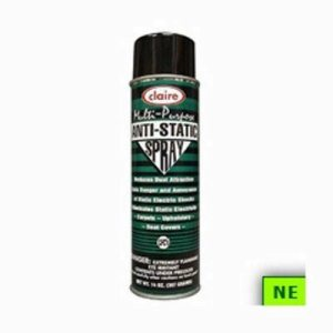 Claire Anti-Static Spray, 12 Cans (SHR-CLRC955)