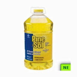 Pine-Sol Lemon Fresh All-Purpose Cleaner, 3 Bottles (SHR-CLO35419)