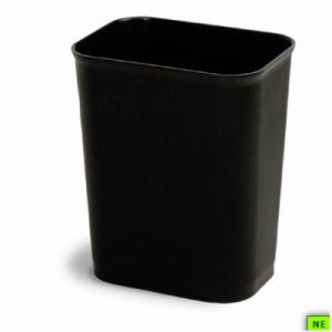 Continental Rectangular Wastebaskets (SHR-CON2914SD)