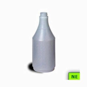 Continental Oval Plastic Bottle - Center Neck, 32 oz. (SHR-CON932CG)