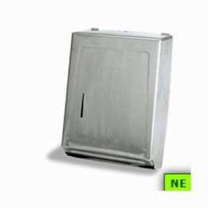 Combo Paper Towel Cabinet, Stainless Steel (SHR-CON989SS)