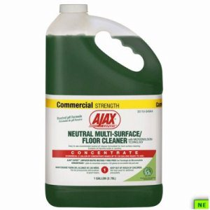 Colgate-Palmolive Ajax Expert Neutral Floor Cleaner -Gal., 4/cs, (SHR-CPC04944)