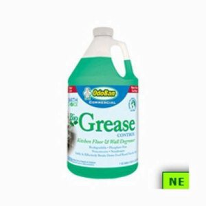 Clean Control BioGrease Floor & Wall Degreaser, 4 Gallons (SHR-CLE29152G4)