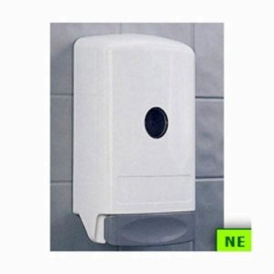 Dial Model 22 - Wall Mount For 800ml Liquid Soaps - White (SHR-DIA03226)