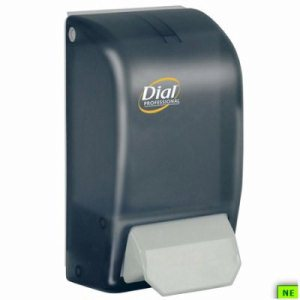 Dial Professional 1 Liter  Foaming Dispenser - Smoke, 6/cs, Smoke, (SHR-DIA06055)