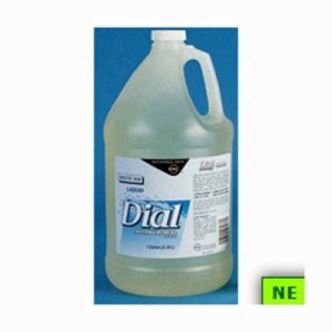 Dial Sensitive Skin Liquid Hand Soap, 4 Gallons (SHR-DIA82838)