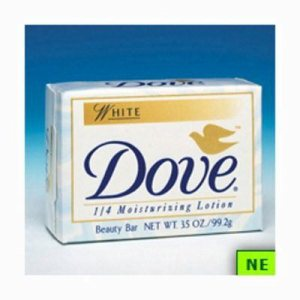 Dove White Regular Bar Soap - 3.15 oz. (SHR-DRKCB614243)