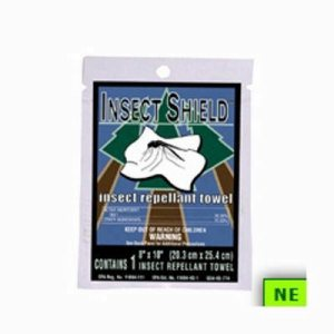 Insect Shield Insect Repellent Towel (SHR-DYM91401)