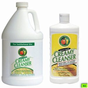Earth Friendly Products Creamy Cleanser - 17 oz. Squeeze, 12/cs, (SHR-EFPPL970112)