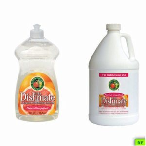 Earth Friendly Products Dishmate - 25 oz. Squeeze, 12/cs, Pear, (SHR-EFPPL972012)