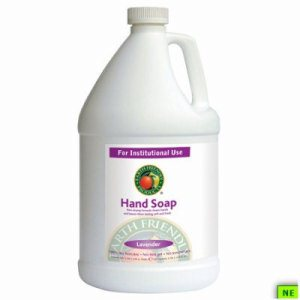Earth Friendly Products Lavender Hand Soap - 17 oz., 6/cs, Lemongrass, (SHR-EFPPL966506)