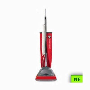 "Sanitaire SC678 Lightweight Upright Vacuum - 12"" (SHR-EUR678)"