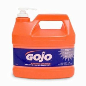 Gojo Natural Orange Pumice Hand Cleaner (SHR-GOJ0955-04)