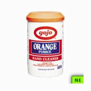 Gojo Orange Pumice Hand Cleaner - 4.5lb Plastic Cartridge (SHR-GOJ0975)