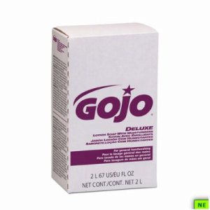 GOJO Deluxe Lotion Soap w/Moisturizers - NXT 2000 mL, 4/cs, (SHR-GOJ2217)