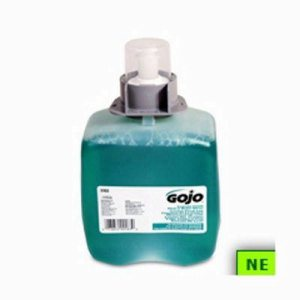 Gojo Luxury Foam Hair & Body Wash - 1250 mL Refill (SHR-GOJ5163)
