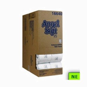 GP Angel Soft PS Premium Bath Tissue - 4.5 x 4.05 (SHR-GPC16640)