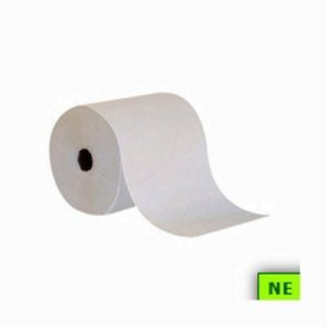 "Cut-N-Dry 800 ft White 10"" Hard Roll Towels, 6 Rolls (SHR-CD10)"