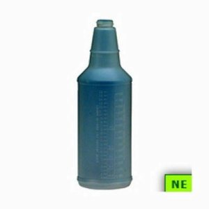 Impact 32 oz. Plastic Graduated Bottle (SHR-IMP5032WG)