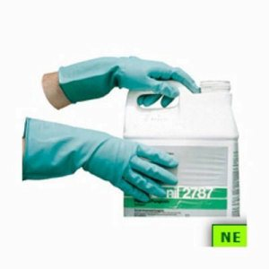Impact Flock Lined and Unlined Nitrile Gloves (SHR-IMP8211XL)