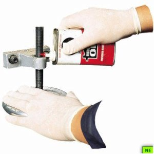 Impact Disposable Latex General Purpose/Foodservice Glove (SHR-IMP8621XL)
