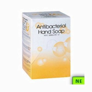 Kutol Antibacterial Hand Soap - 1200 mL Bag-in-Box (SHR-KUT5012)