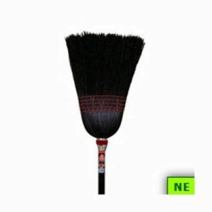 O Cedar 100% Corn Janitor Broom, Black (SHR-OCED6110)