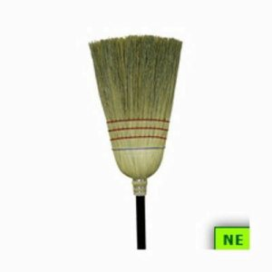 "O Cedar Warehouse Corn Broom - 10"" Wide (SHR-OCED6122)"