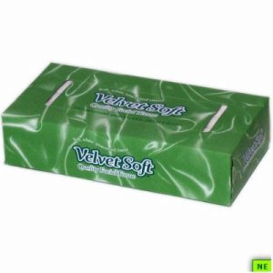 Velvet Soft Facial Tissue, 30/100/cs, White, (SHR-PVSFACIAL)