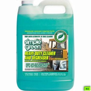 Simple Green Heavy-Duty Cleaner - Gal., 4/cs, (SHR-SMP18203)